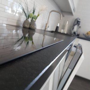 Granit Nero Assoluto (Borstad)